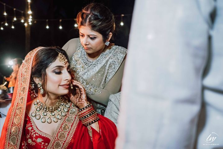 mother daughter | sabyasachi bride | red lehenga | wedding outfits for indian wedding | saree for indian brides | sangeet engagement outfit 2020 | indian weddings | goa wedding