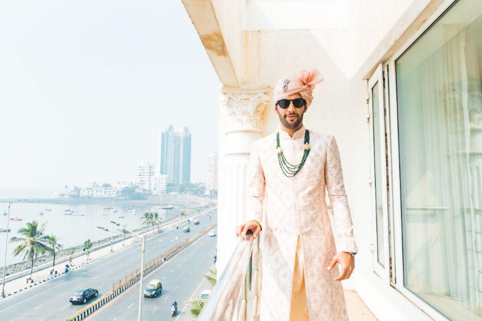 groom , indian groom outfit