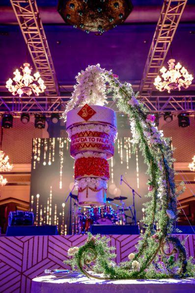 wedding cake , indina wedding