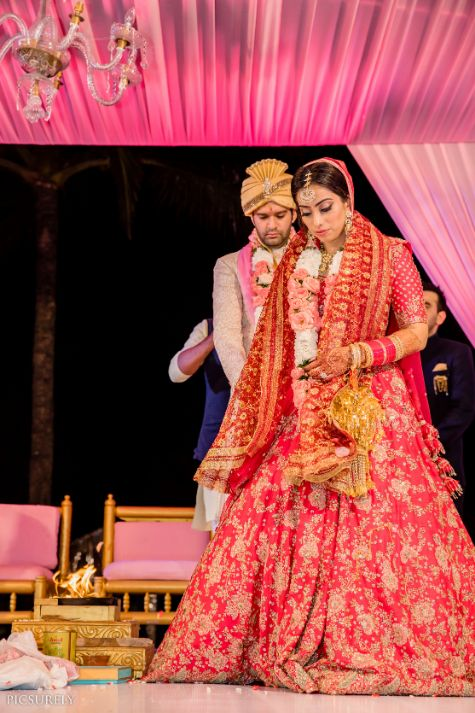 indian wedding , india bride , wittyvows , weddings , goa wedding , destination wedding   wedding in Goa   beachside mandap   mehndi look ,mehndi