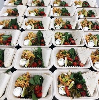 Donating food at wedding | Leftovers | Wedding 2020 | Indian wedding |