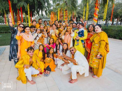 haldi ceremony   indian wedding photography ideas