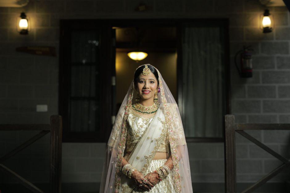 bridal portraits | bridal photography | Intimate Wedding in Jim Corbett