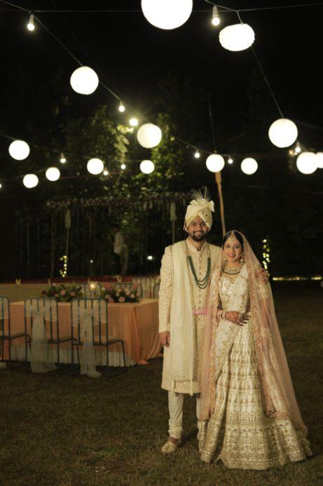 indian wedding photography | bride and groom photography | Intimate Wedding in Jim Corbett