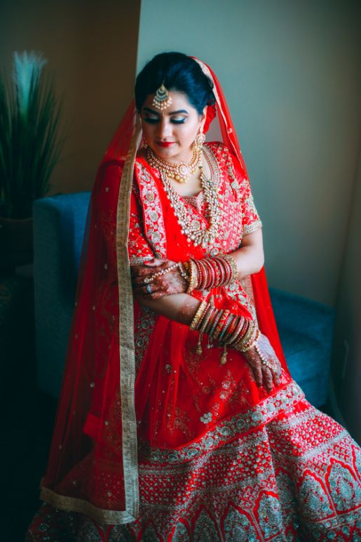 NRI wedding | long-distance love story