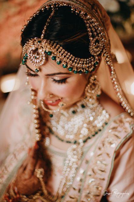 bridal portraits | bridal jewelery ideas
