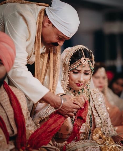 indian wedding rituals | wedding moments
