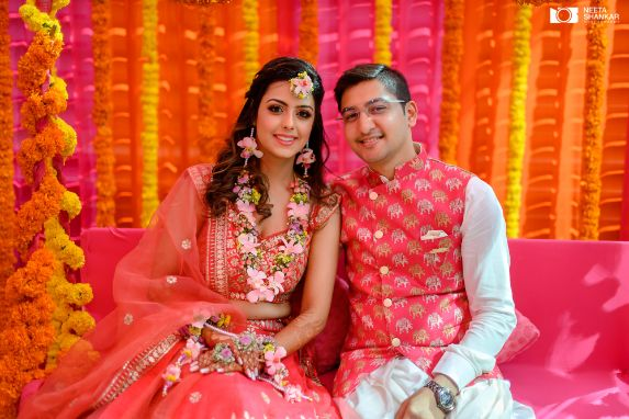 matching outfit ideas for Indian couples |