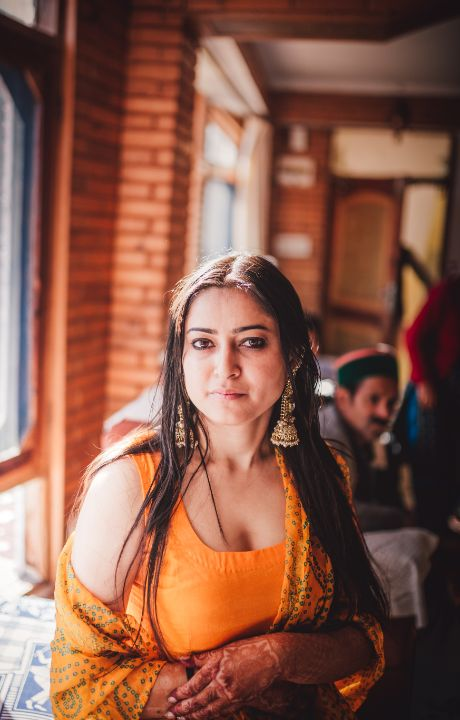 haldi ceremony | indian wedding rituals |