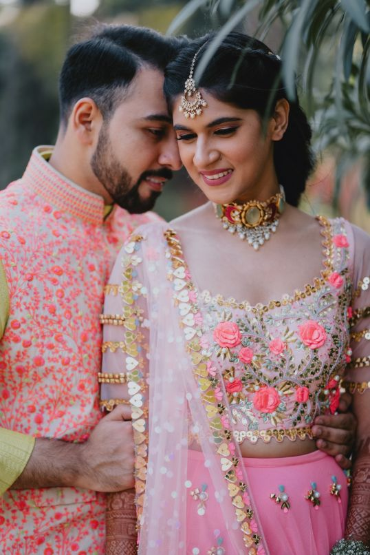 Mumbai wedding | nikkah ceremony | bridal looks