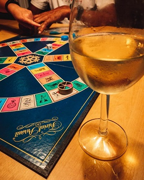 Game nights   Date nights at home
