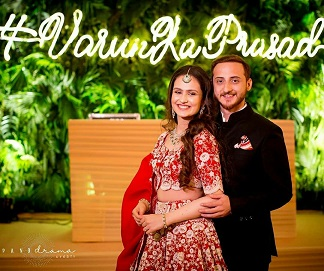 Indian wedding deocr | Couple photography