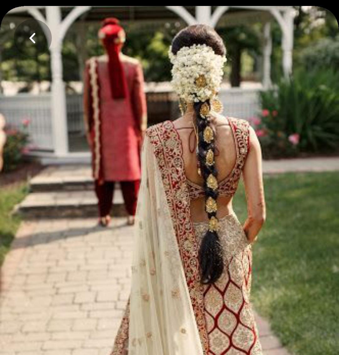 Bridal Hairstyle | Bridal Choti | Bridal Braids | Bridal Jewelry | Bridal Hair Jewellery