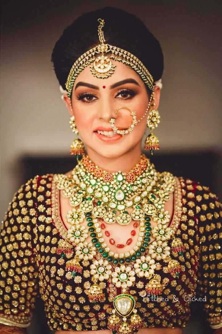| Stacked jewellery | Jewellery trends | Bridal trends