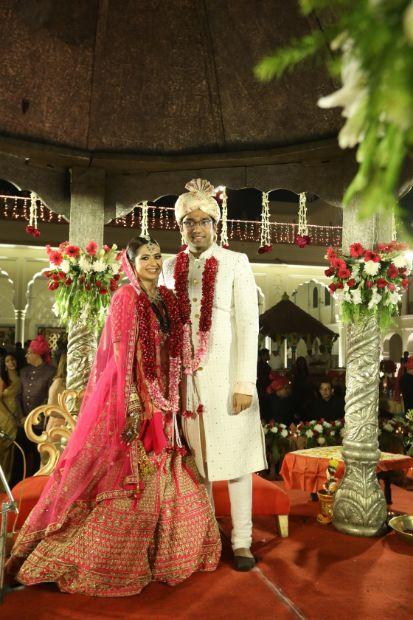 Indian Wedding   jaipur wedidng   mehendi outfit   couple entry