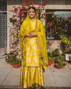 Minimal bridal look | trending wedding | Bride 2020 |