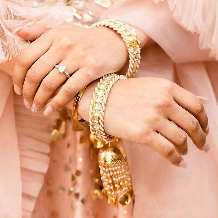 Bridal bracelets | Bridal kaleeras