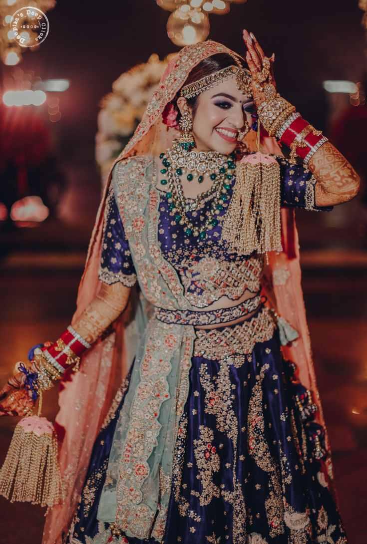 winter lehenga designs | bridal fashion