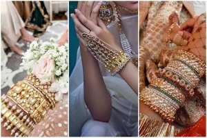 bridal jewelry | bridal hand jewelery