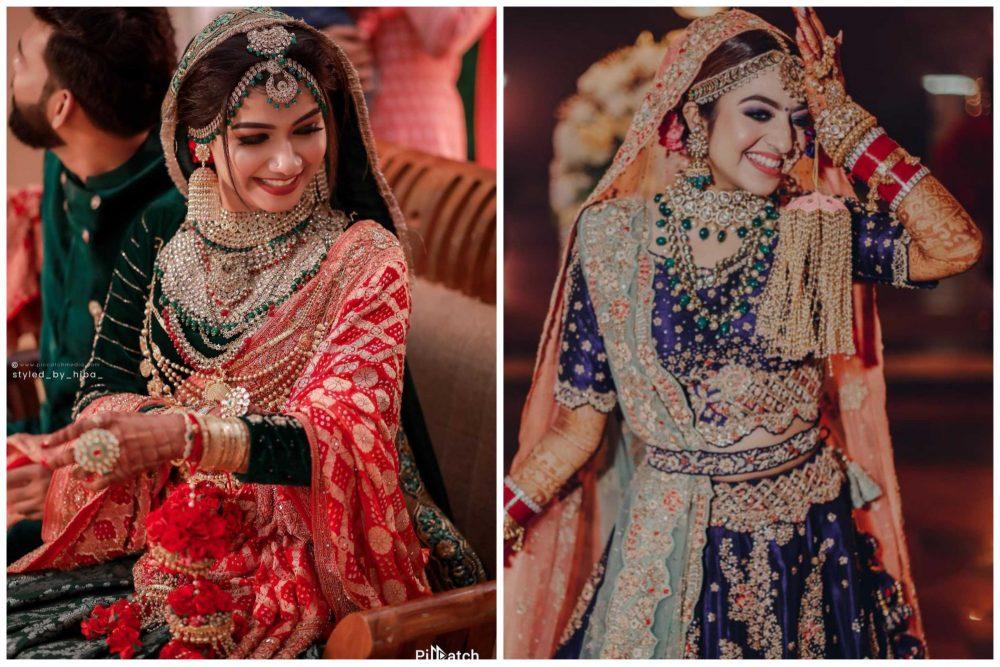 bridal lehenga | winter lehenga | winter weddings