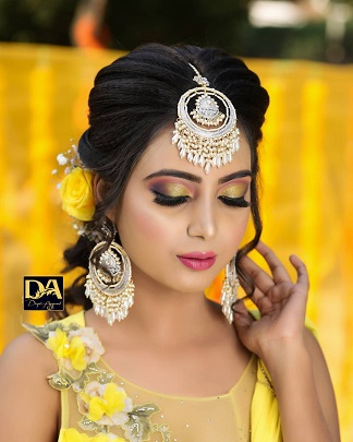 Colour pop | Bridal trend alert | colourful eye makeup |