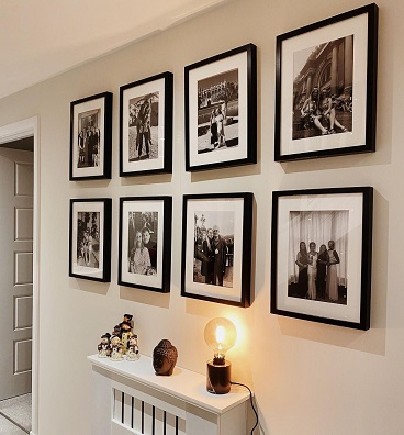 Photo wall   Photo frames   Family and friends