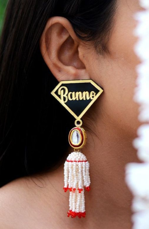 Mehendi jewellery designs
