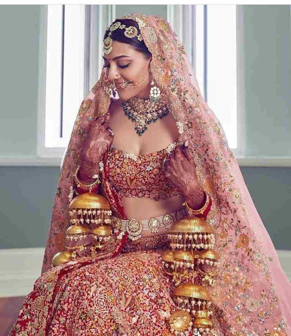 bridal kaleeras