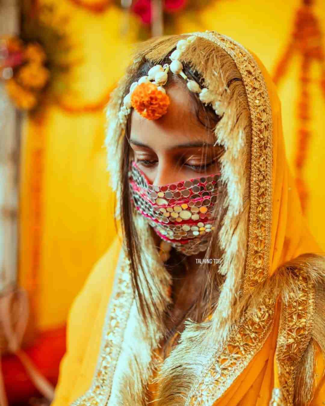 indian wedding guests masks   designer mask