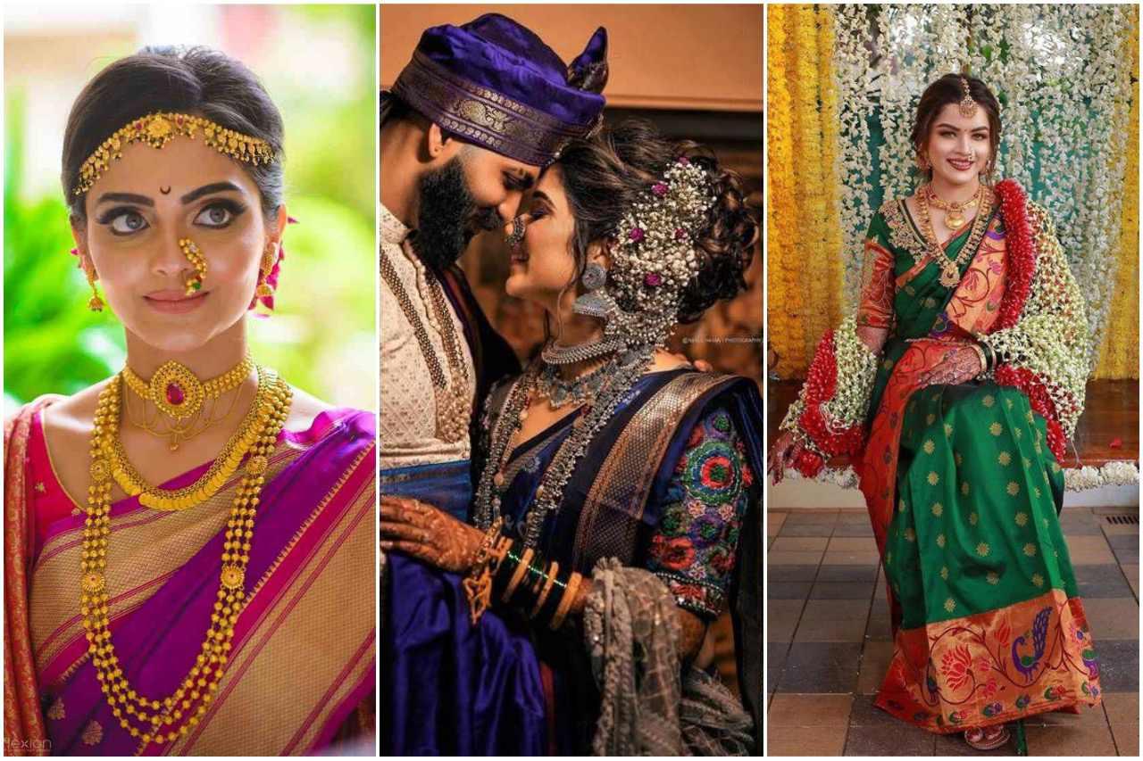 marathi brides | marathi weddings | bridal trends | 2020 wedding ideas