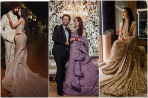 reception outfits | bridal trends