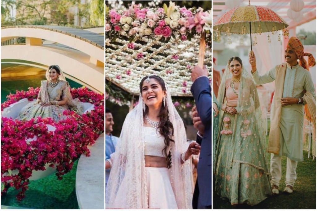 bridal entry ideas   wedding trends   2021 weddings