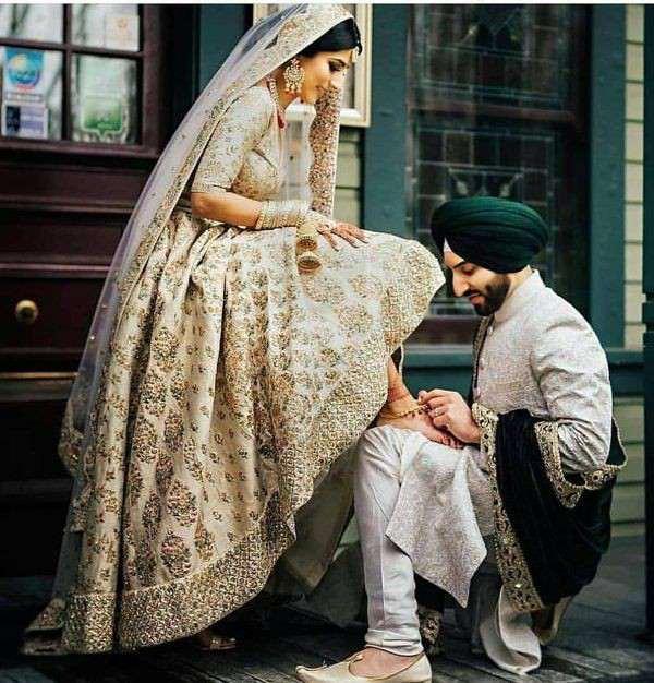 pastel brides | sikh wedding | sikh brides