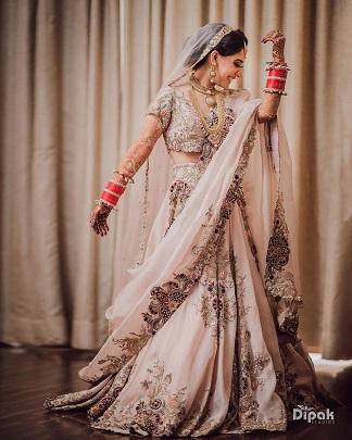 Bridal photoshoot | Bridal lehenga |