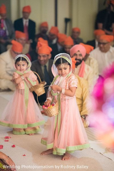 cute kids | Indian weddings
