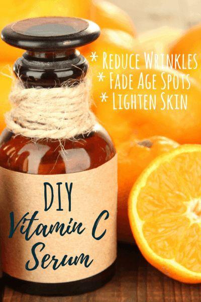 Vitamin C | pre wedding skincare routine