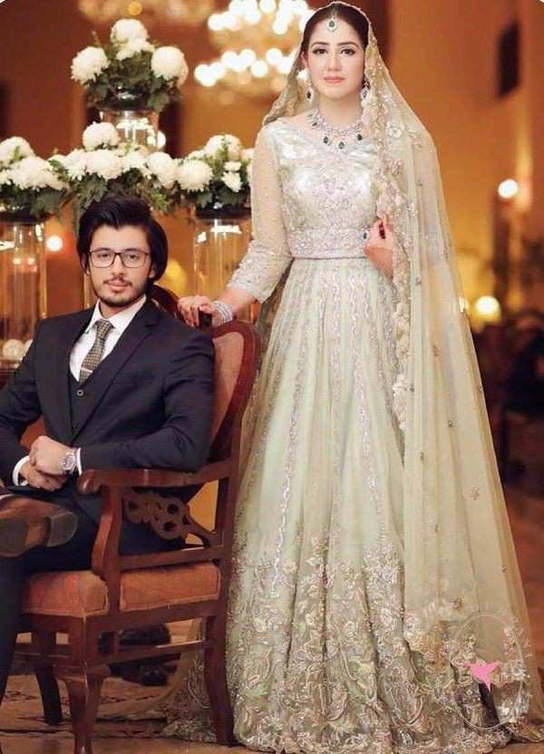 pastel brides | nikkah brides