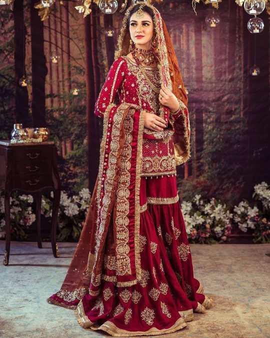 nikkah brides