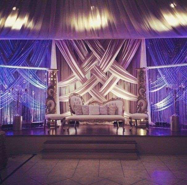 wedding decor | wedding stage decor | Indian wedding