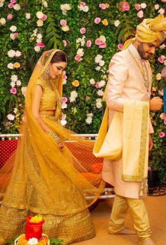 wedding photography | yellow weddings