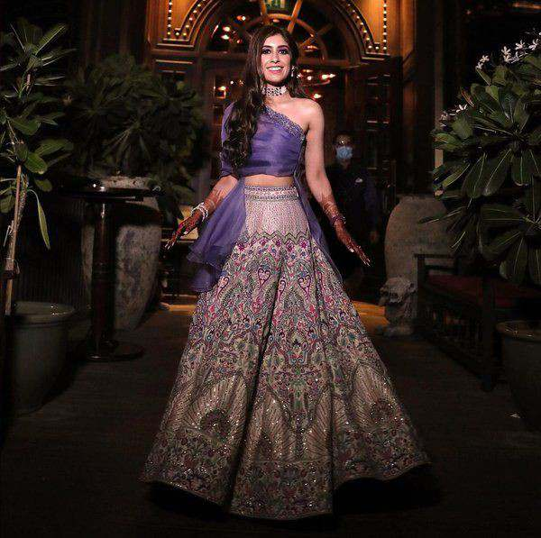 bridal lehenga | 2021 weddings