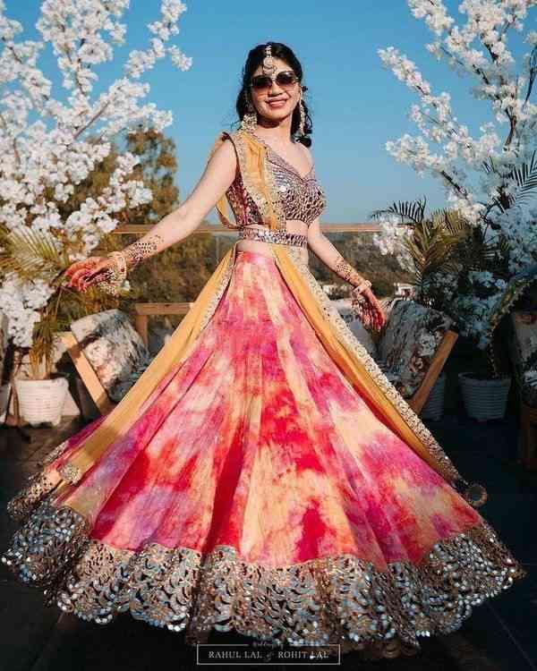 bridal trends | bridal twirl