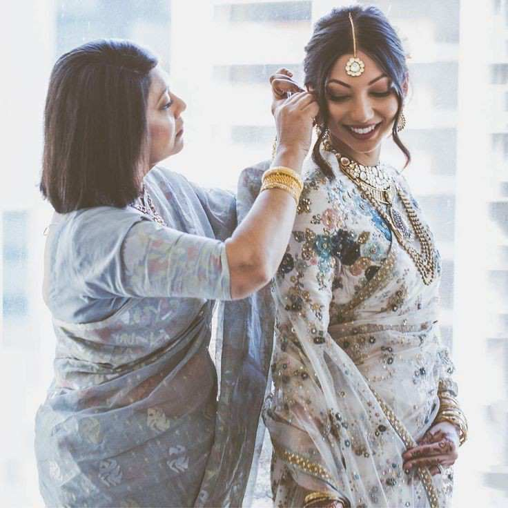 bridal portraits | mother of the bride