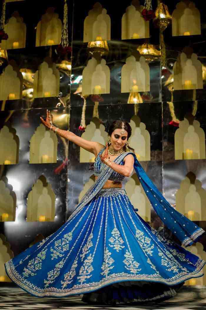 bridal dance | Sangeet
