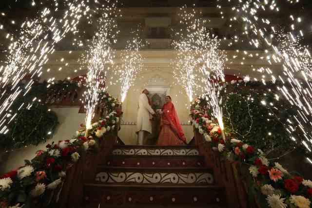 jaipur wedding | wedding decor