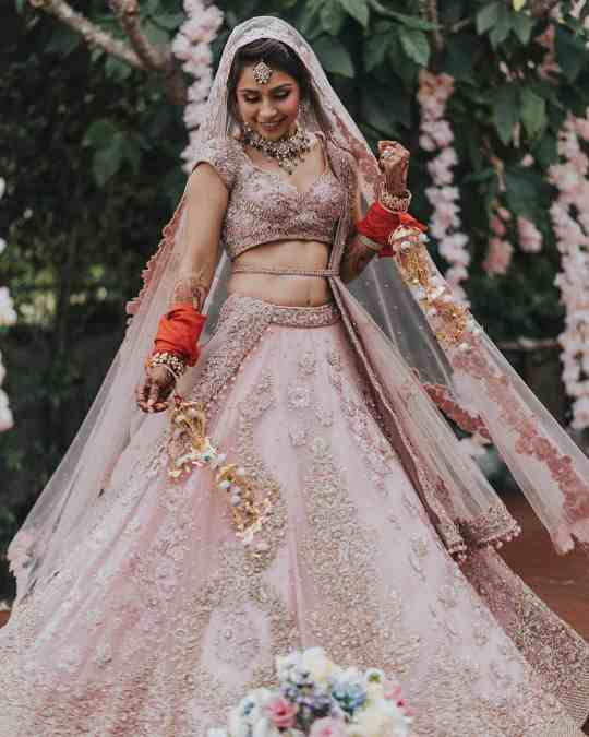 wedding lehenga | bridal shopping mistakes