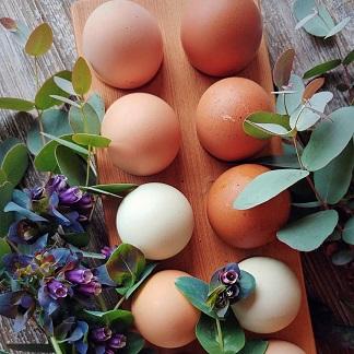 eggs for DIY hair masks