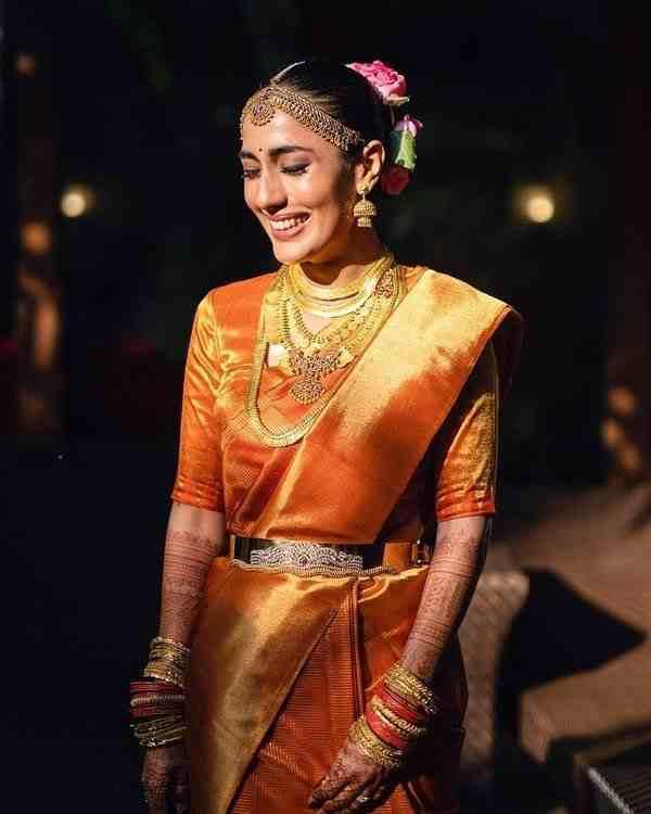 south indian brides | wedding saree | kanjivaram sarees