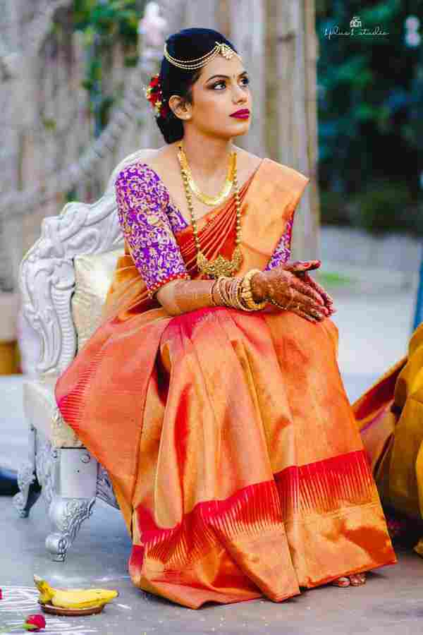 candid photography | south indian brides