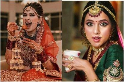 wedding diet   Indian brides